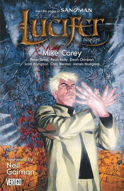 Lucifer Volumen 1 Al 2 Espanol Mega Mike Carey Lucifer Morningstar Lucifer