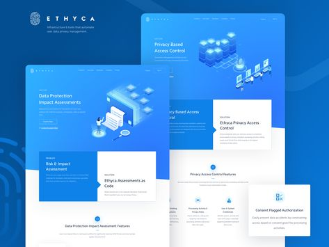 Ethyca Cloud Data Privacy Use Cases Page