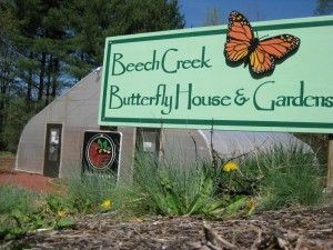 Beech Creek Botanical Garden   Great Butterfly House, Some Hiking Trails,  Great Picnic Spots, And A Great Hands On Science Building!