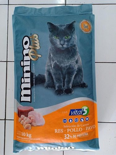 Makanan Kucing Minino Merupakan Merek Makanan Kucing Yang Diproduksi Oleh Perusahaan Malta Cleyton Asal Mexico Dimana Merek Ini Makanan Kucing Kucing Malta