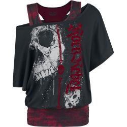 Rock Rebel by Emp When The Heart T-Shirt rock rebel by emprock rebel by emp