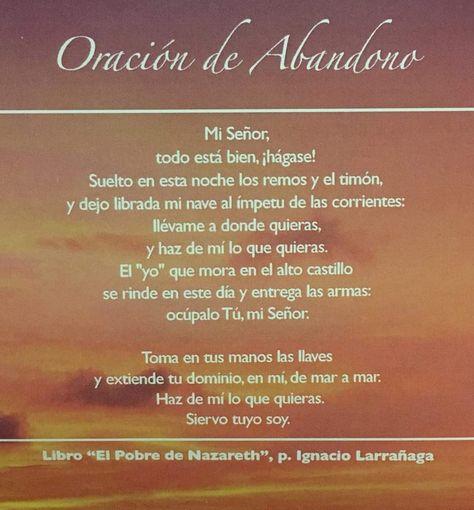 130 Ideas De Oración Oraciones Frases Religiosas Oraciones Catolicas