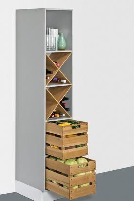 Vorratsschranke Im Hauswirtschaftsraum Bild 12 Hauswirtschaftsraum Lagerschranke Speicherideen