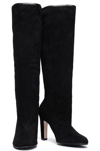Womens designer boots, Knee high boots