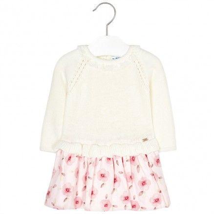 Mayoral Knit Dress 6m 36m Zero 20 Kids Baby Girl Dresses