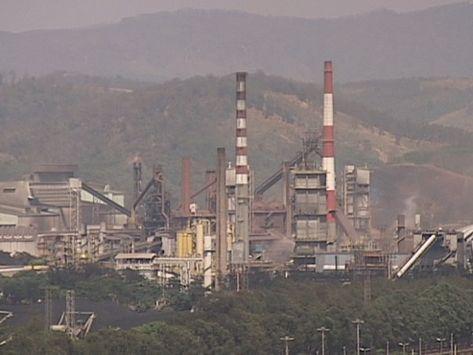 Ministério Público propõe acordo à Usiminas para controle e redução de poluentes emitidos em Ipatinga |