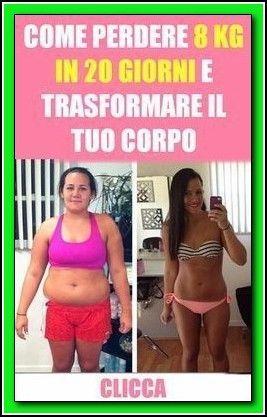 come perdere peso e pancia velocemente senza esercizio fisico