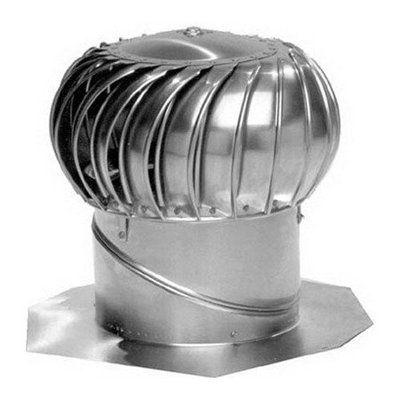 Lomanco Ventilation Accessory Bib14 Br Bib 14inch Brown Aluminum