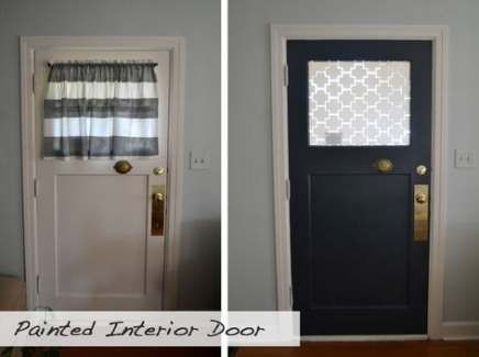 50 Trendy Black Craftsman Front Door Window Front Doors With Windows Front Door Curtains Front Door Window Covering