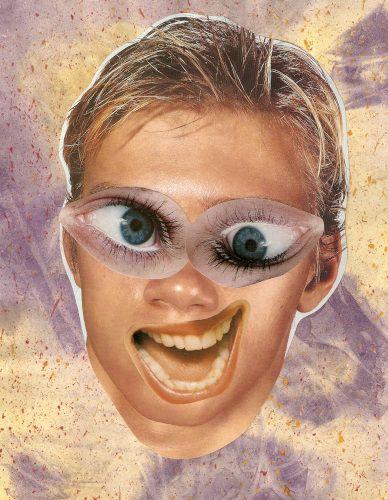 Funny Picture Collage : funny, picture, collage, Extremely, Ticklish