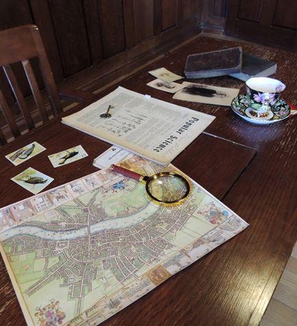 Poison In Princeton A Sherlock Holmes Escape Room Pop Goes The Page Escape Room Escape Room Diy Escape Room For Kids