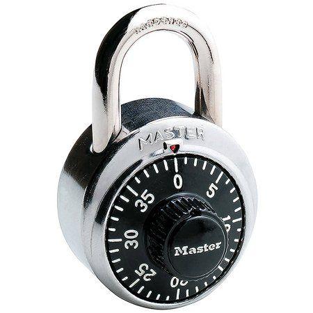 Strengthen 3 Digit Combination Door Latch Lock Keyless for Cabinet Black