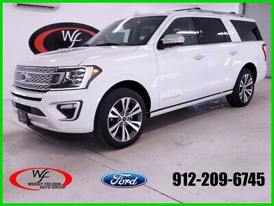 Ebay Advertisement 2020 Ford Expedition Platinum 2020 Platinum New Turbo 3 5l V6 24v Automatic Rwd Suv Moonroof Premium Ford Expedition Ford Expedition