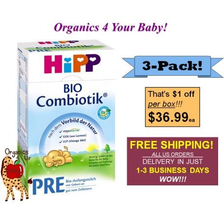 Pin By Organics4yourbaby On Organic Baby Formula Hipp Organic Organic Baby Formula Baby Formula