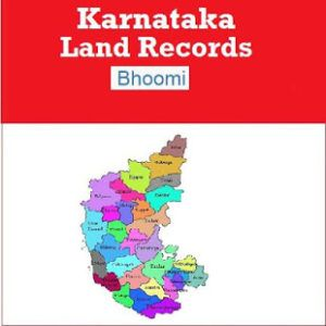 Karnataka Bhulekh, Bhoomi Online, Land Records, RTC, Records