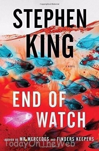 End Of Watch A Novel The Bill Hodges Trilogy Hardcover By Stephen King Stephen King Books King Book Stephen King