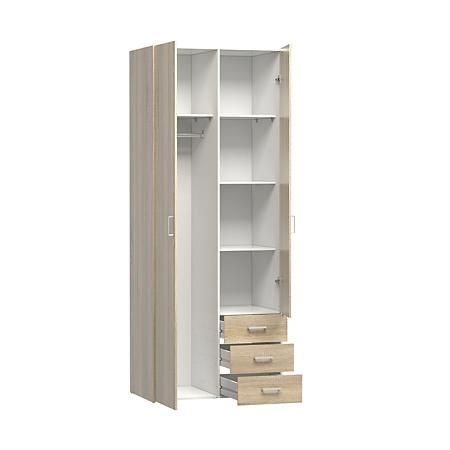 Seville Classics Ultrahd Mega Storage Cabinet 2 Door Wardrobe Storage Cabinet Storage