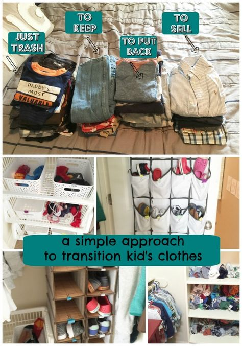 Tight on storage space? See how we are keeping our shoes together & organized. http://faithfilledparenting.com/transitioning-fall-kids-closets/?utm_campaign=coschedule&utm_source=pinterest&utm_medium=Faith%20Filled%20Parenting&utm_content=Transitioning%20to%20Fall%3A%20Kid%27s%20Closets