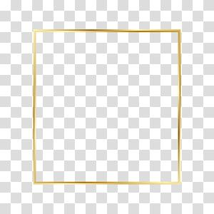 Golden Flare Frame Gold Colored Frame Transparent Background Png Clipart Gold Frame Yellow Framed Art Clip Art