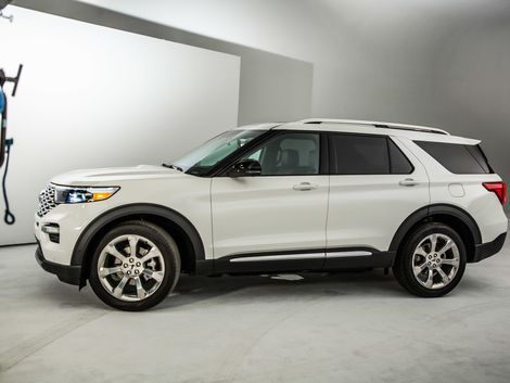 2020 Ford Explorer Is Better In Almost Every Way 2020 Ford
