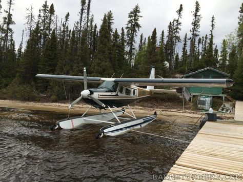 1966 Helio Courier H 295 Small Airplanes Flying Boat Sea