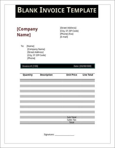 Blank Sales Order Template I Will Tell You The Truth About Blank Sales Order Template In The Invoice Template Invoice Template Word Templates