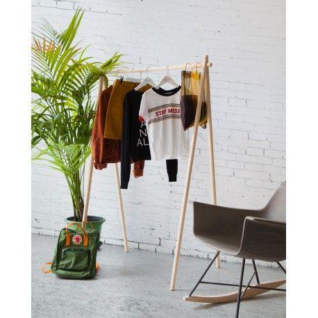 nuevo autentico más vendido bien conocido Comprar perchero burro colgador de diseño para ropa. Madera ...