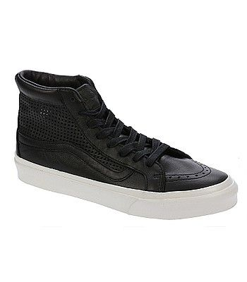 Llevar Cereal perderse  shoes Vans Sk8-Hi Slim Cutout - Square Perf/Black - blackcomb-shop.eu | Vans  sk8 hi slim, Shoes, Vans sk8