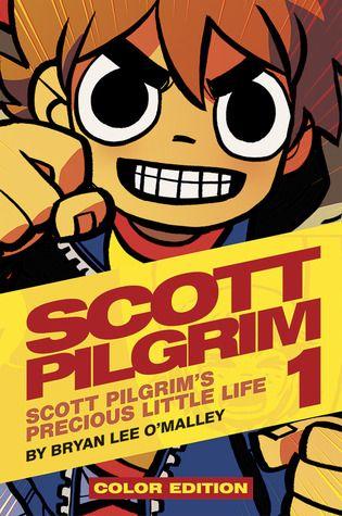Pdf Book Free Download Scott Pilgrim Volume 1 Scott Pilgrim S Precious Little Life Full Pages B Scott Pilgrim Bryan Lee O Malley Bryan Lee