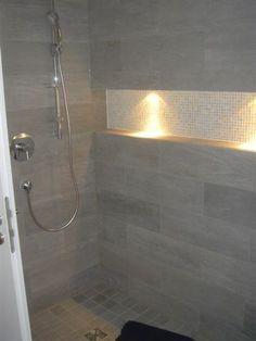 Gemauerte Dusche Ohne Tür   Google Suche | Bad | Pinterest | Bath, Attic  Bathroom And Bathroom Makeovers