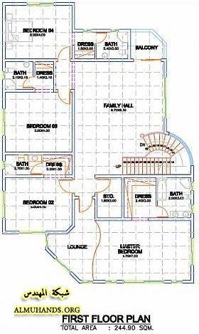 تصاميم معماريه الصفحة 2 منتديات شبكة المهندس Floor Plans How To Plan Flooring