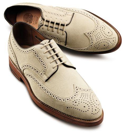 "The Best Men's Shoes And Footwear : Allen Edmonds ""cappuccino"" – Fashion Inspire Best Shoes For Men, Men S Shoes, Formal Shoes, Casual Shoes, Older Mens Fashion, Gentleman Shoes, Allen Edmonds, Brogues, Loafers"