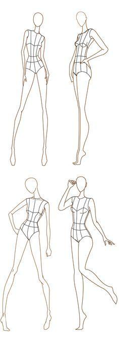 Fashion Designer Templates Výsledek Obrázku Pro Zeshu Takamura Fashion Illustration Koupit .