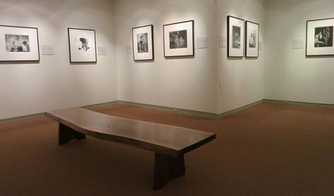A place to take in jazz history: Michener Museum Features Jazz Portraits by Herman Leonard. Photo by Wayne Stratz