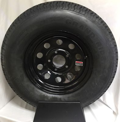 2-Pack TowMax Radial Trailer Tire ST235//80R16 Load E 39850 3520 Lb Capacity