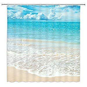 200 Beach Shower Curtains And Nautical Shower Curtains Beach