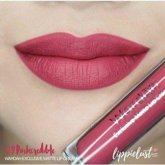 Good Prices Wardah Exclusive Matte Lip Cream 08 Pinkcrediblekualitas Memuaskan Wardah Exclusive Matte Lip Cream 08 Pinkcredible Sebe Lipstik Make Up Beruas