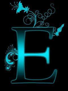 Buchstabe Letter E Valentines Wallpaper Lettering Alphabet Fonts Blur Background In Photoshop