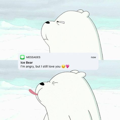 Tag Someone You Are Mad At But Still Love We Bare Bears Wallpapers Ice Bear We Bare Bears Bear Wallpaper
