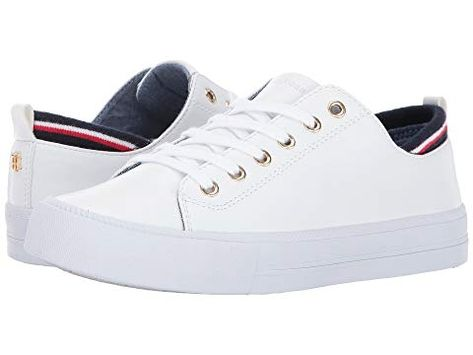 TOMMY HILFIGER Luxe. #tommyhilfiger #shoes #sneakers
