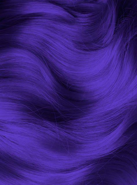 Purple Hair Black Girl, Bright Purple Hair, Purple Tips, Vibrant Hair Colors, Dyed Hair Purple, Hair Color Purple, Hair Dye Colors, Cool Hair Color, Blue Hair