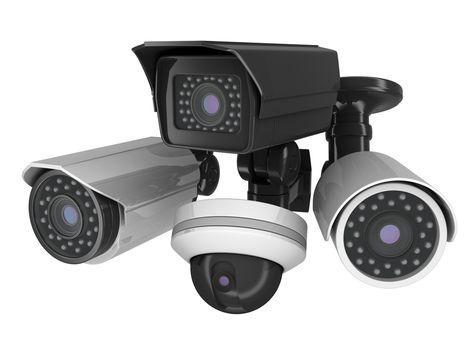 Home CCTV Installation dubai