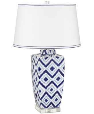 Kathy Ireland Pacific Coast Esia Table Lamp Reviews All Lighting Home Decor Macy S Table Lamp Lamp Ceramic Table Lamps