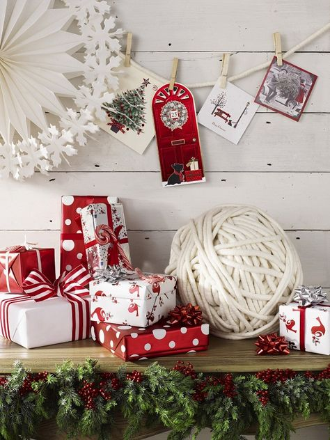 In the real world it's five weeks until Christmas. In the publishing world  it's already spring 2014 and all the major retailers have been busy showing  off ... - Christmas At BHS Around Advent And Christman Christmas