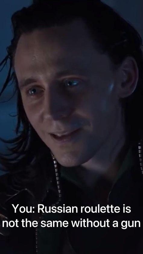 Custom Loki POV