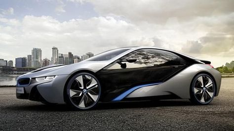 Bmw I8 Hybrid Sports Car Engines Will Be Built In The Uk Bmw I8 Bmw Cars Concept Cars