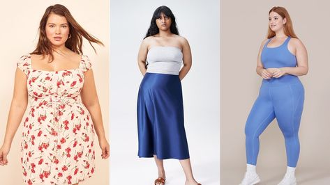 31 Plus Size Clothing Options That Hit Every Single Summer