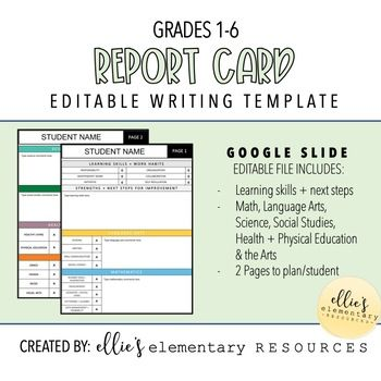 Do You Struggle To Effectively Organize Your Report Writing Write Your Report Cards This Year With Writing Templates Report Card Comments Elementary Resources