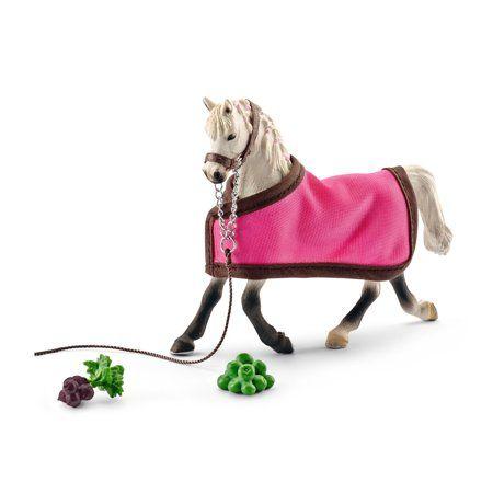 Toys Paarden Deken En Wilde Dieren