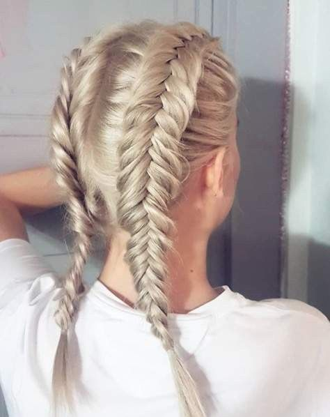 Braided Hairstyles For Medium Length Hair Braided Hairstyles For Medium Length Hair New Hai Hair Styles Medium Length Hair Styles Braids For Medium Length Hair